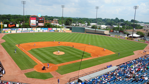 Nashville Sounds Stadium